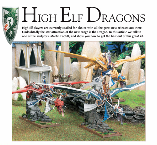 High-Elves-Dragon-Painting-Guide